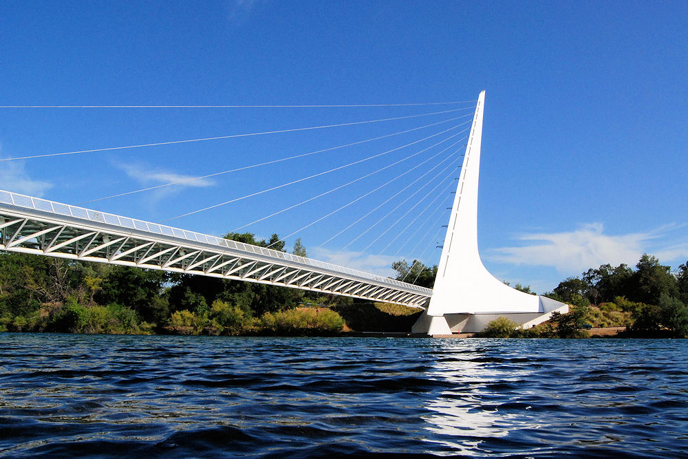 Wedding at the Sundial Bridge